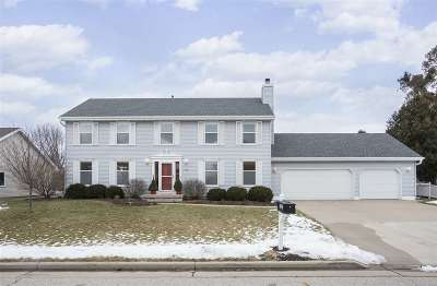 Appleton Single Family Home Active-Offer No Bump: 3321 N Rambling Rose