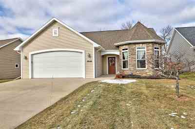 Menasha Condo/Townhouse Active-No Offer: 3054 Villa