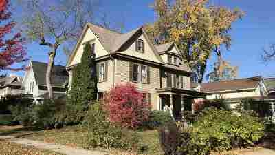 Appleton Single Family Home Active-No Offer: 405 N Drew