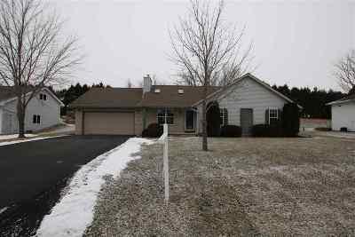 Oshkosh Single Family Home Active-No Offer: 3156 Scenic