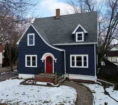 Appleton Single Family Home Active-No Offer: 1400 N Superior