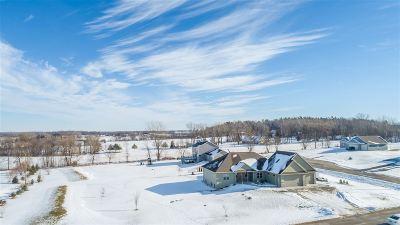Green Bay Single Family Home Active-No Offer: 3917 Stone Vista