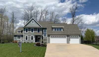 Appleton Single Family Home Active-No Offer: W5984 Sweet Pea