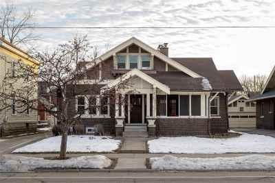 Oshkosh Single Family Home Active-No Offer: 421 W Irving