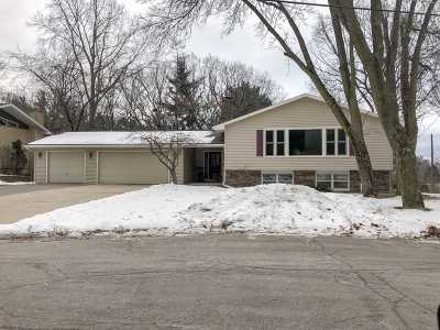 Green Bay Single Family Home Active-No Offer: 3030 Bay View