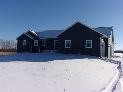 Oshkosh Single Family Home Active-No Offer: 2635 Black Wolf