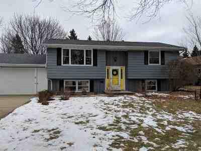 Appleton Single Family Home Active-No Offer: 3522 N Mariah