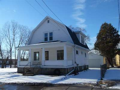 Green Bay Single Family Home Active-No Offer: 535 St George