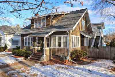 De Pere Single Family Home Active-No Offer: 508 N Michigan