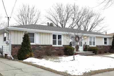 Kaukauna WI Multi Family Home Active-No Offer: $139,900