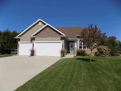 Appleton Single Family Home Active-No Offer: 1188 Starview