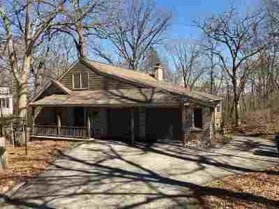 Green Bay Single Family Home Active-No Offer: 2525 Oakwood