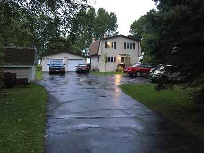 Green Bay Single Family Home Active-No Offer: 2825 E Shore