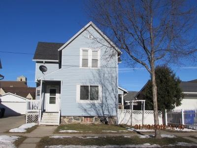 Appleton Single Family Home Active-No Offer: 222 E Spring