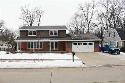 Appleton Single Family Home Active-No Offer: 1917 N Edgewood