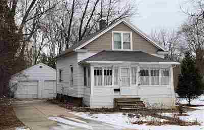 Green Bay Single Family Home Active-No Offer: 149 Kalb