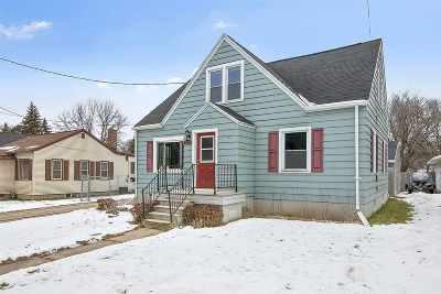 Green Bay Single Family Home Active-No Offer: 1350 Cass