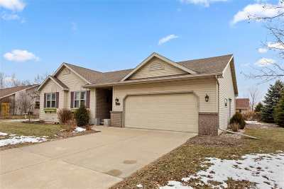 Appleton Single Family Home Active-Offer No Bump: 1824 Derks