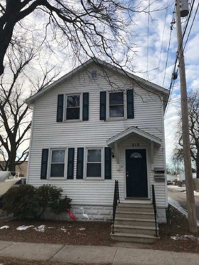 Green Bay Multi Family Home Active-No Offer: 515 Grove