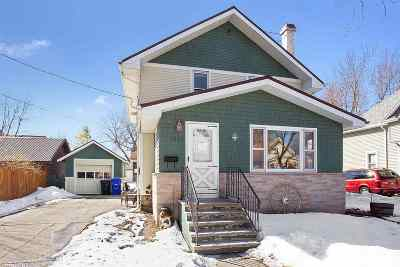 Appleton Single Family Home Active-No Offer: 1029 E Pacific