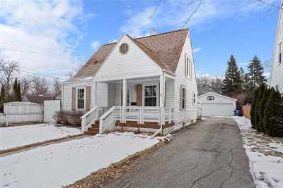 Neenah Single Family Home Active-No Offer: 427 10th