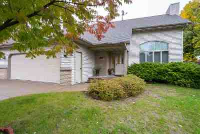 Appleton WI Single Family Home Active-No Offer: $219,000