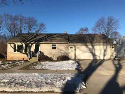 Green Bay Single Family Home Active-No Offer: 1524 S Oneida