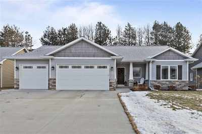 Appleton Single Family Home Active-No Offer: 4748 N Indigo