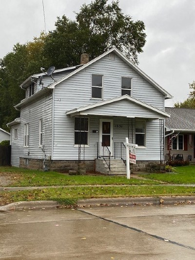 Oshkosh Single Family Home Active-No Offer: 1931 Mt Vernon