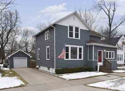 Appleton Single Family Home Active-Offer No Bump: 321 E Atlantic