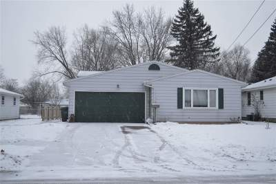 Green Bay Single Family Home Active-No Offer: 1422 McCormick