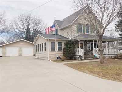 Shawano County Single Family Home Active-No Offer: W7588 Poplar