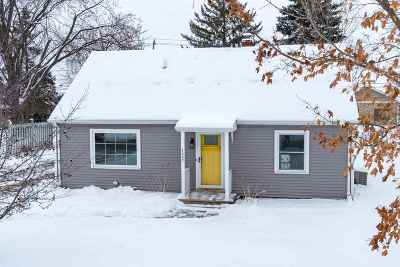 Menasha Single Family Home Active-Offer No Bump: 1447 Fatima