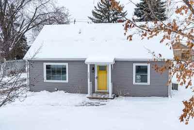 Menasha Single Family Home Active-Offer No Bump: 1447 Fatima