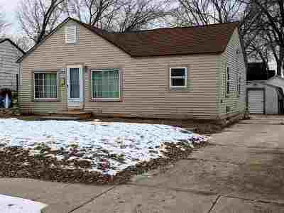 Green Bay Single Family Home Active-No Offer: 1325 Weise