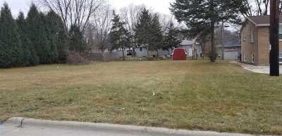 Green Bay Residential Lots & Land Active-No Offer: 579 Clement