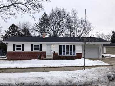Green Bay Single Family Home Active-No Offer: 522 Ruth