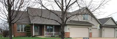 Green Bay Single Family Home Active-No Offer: 3108 Barley