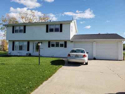 Oshkosh Single Family Home Active-No Offer: 5028 Juniper