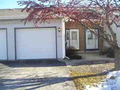 Oshkosh Condo/Townhouse Active-Offer No Bump-Show: 3204 Isaac