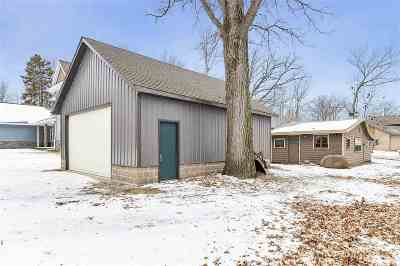 Green Bay Single Family Home Active-No Offer: 4713 Anapaula
