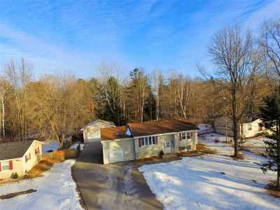 Howard, Suamico Single Family Home Active-No Offer: 3524 S Timber