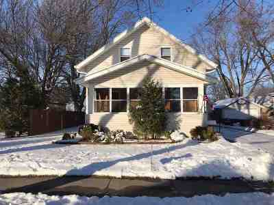 Appleton Single Family Home Active-Offer No Bump: 1336 W Washington