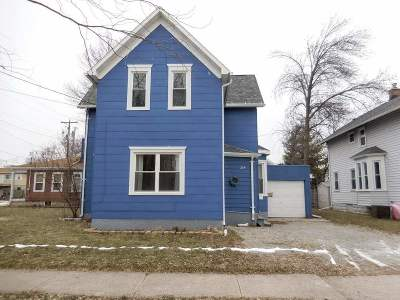 Appleton Single Family Home Active-No Offer: 224 W Pacific