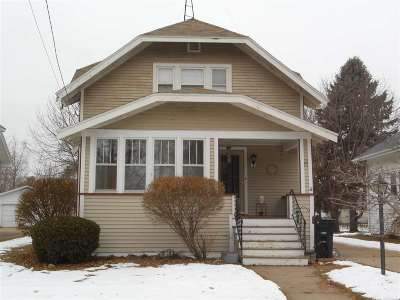 Oshkosh Single Family Home Active-Offer No Bump-Show: 59 Frankfort