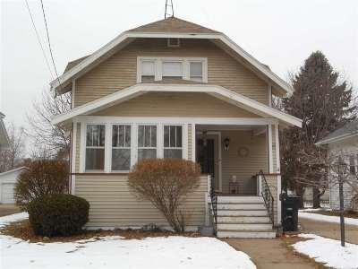 Oshkosh Single Family Home Active-No Offer: 59 Frankfort