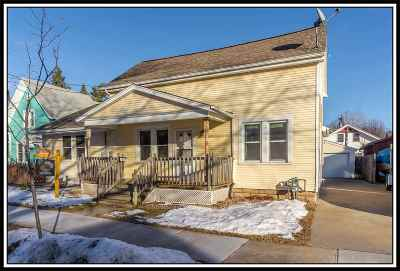 Appleton Single Family Home Active-Offer No Bump: 538 N Mary
