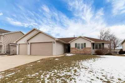 Green Bay Single Family Home Active-No Offer: 3079 Beth