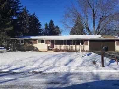 Appleton Single Family Home Active-No Offer: 2950 W Tillman