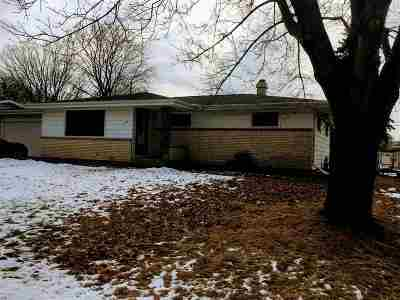 Green Bay Single Family Home Active-No Offer: 2236 Maccaux